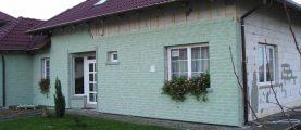 Кирпичный фасад без раствора. Обзор трех актуальных технологий