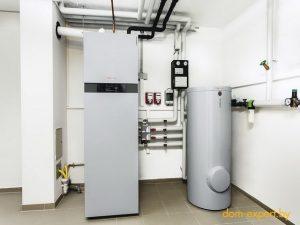 Алгоритм подбора оборудования для системы отопления