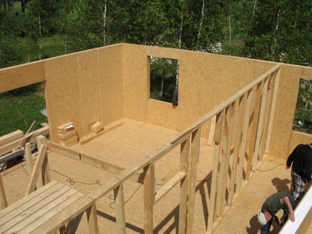 Как построить дом по канадской технологии и чем он хорош для Беларуси