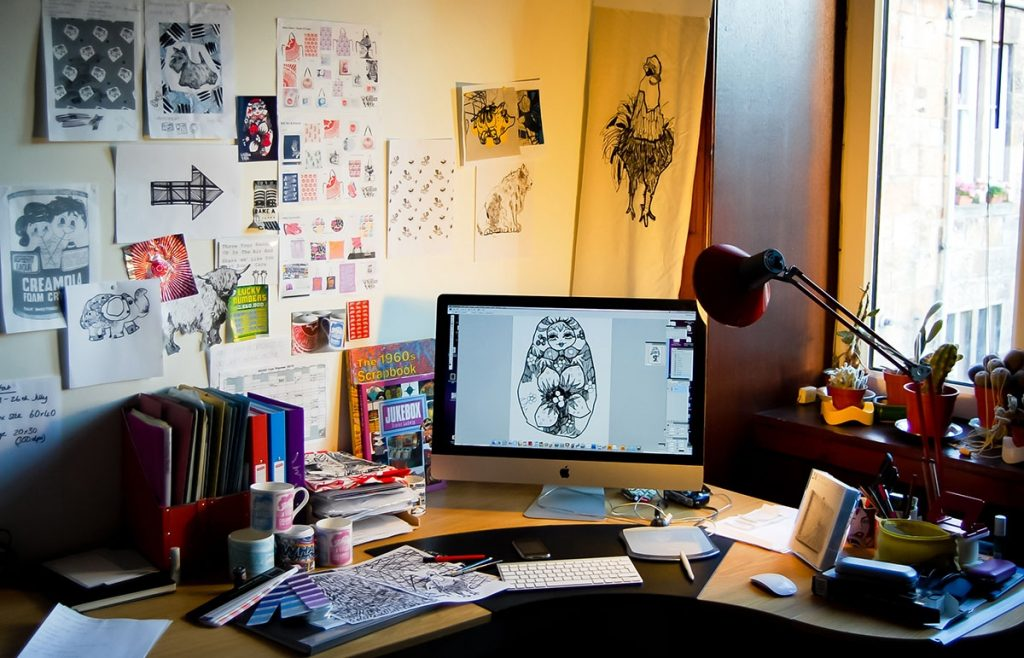 Наши за границей: Белорусский дизайнер рассказала о непростой жизни в современном Лондоне