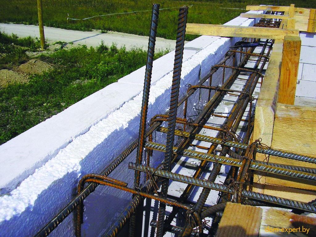 Пояс бетона удельное сопротивление бетона