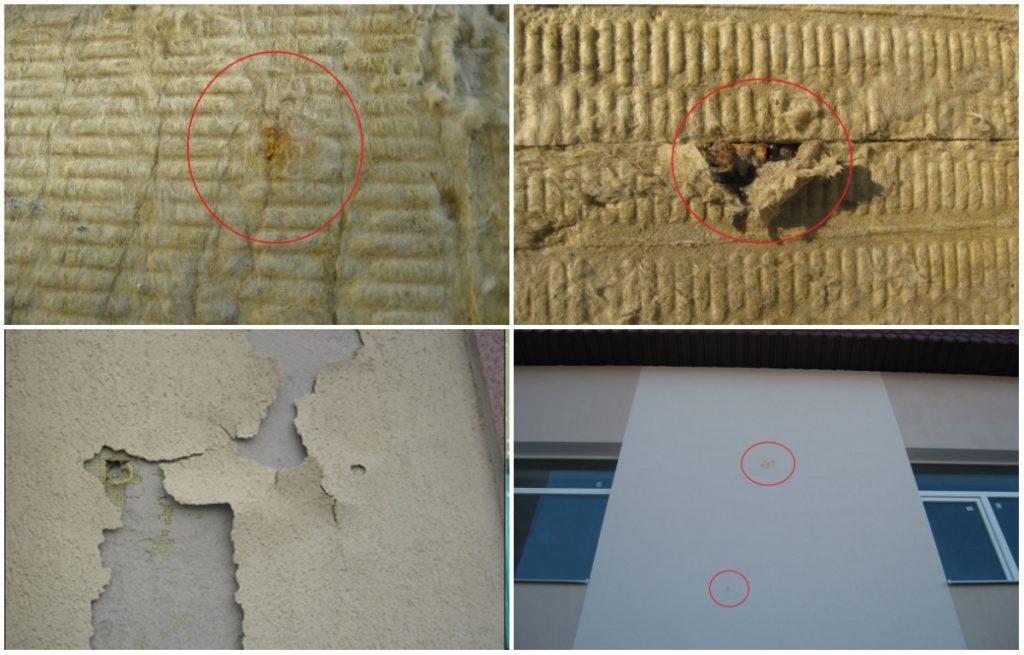 6 ошибок при выполнении штукатурного фасада, о которых вы не знали