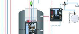 Как сделать компактную котельную для нескольких источников тепла?