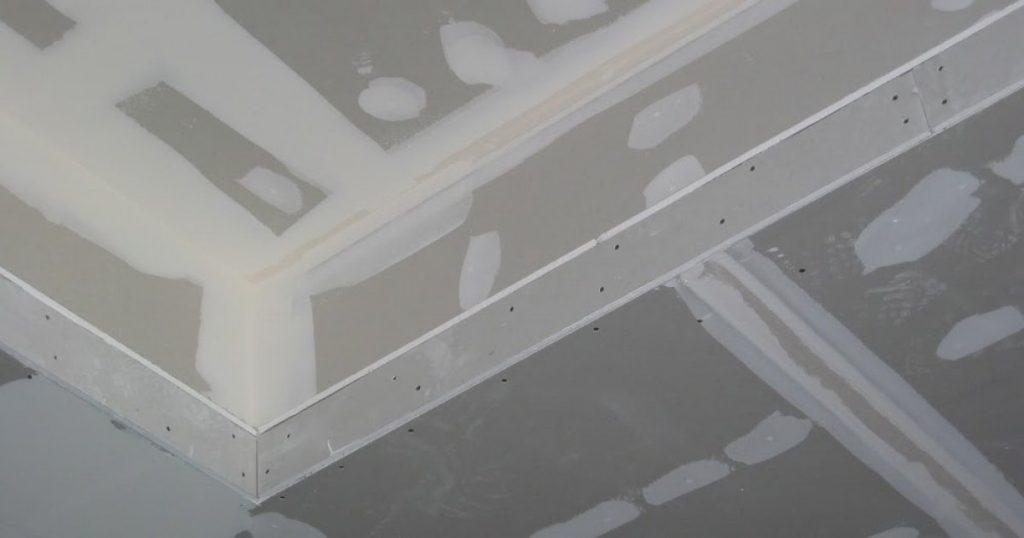 Подвесные потолки из гипсокартона. Технология монтажа