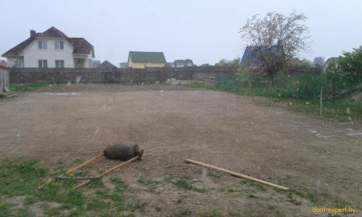 Методом проб и ошибок: как я газон вырастил