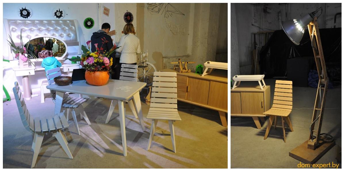 Кресло, куклы, два стола. Чем удивила (и чем огорчила) дизайнерская выставка «Канапа маркет»