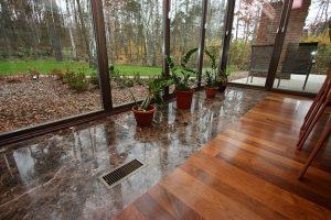Как согреть дом воздухом?