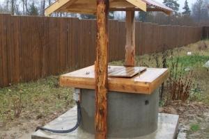 Вода на даче: сколько стоит решить проблему водоснабжения частного дома?