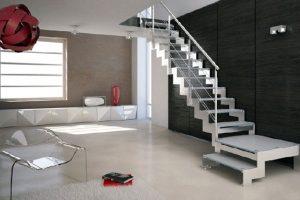 Выбор лестницы для частного дома