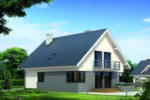 Проект дома Метеор 2