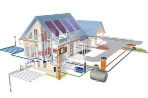Проект канализации частного дома: учтем важные моменты