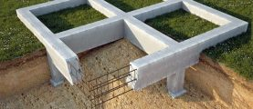 Строительство дома методом проб и ошибок: фундамент