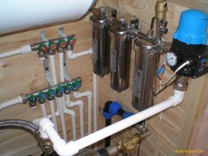 Как решить проблему низкого давления в системе водоснабжения?