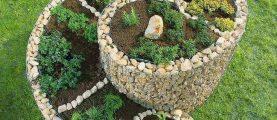 Ландшафтный дизайн огорода: грядки по фен-шуй