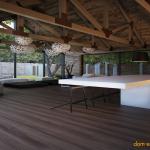 Проект Armadillo Summer House