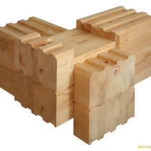 Каждая деталь дома из клееного бруса выполняется с точностью до миллиметра