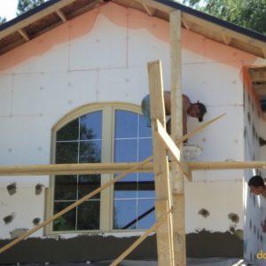 Утепляем фасад «по-мокрому» и «по-сухому»