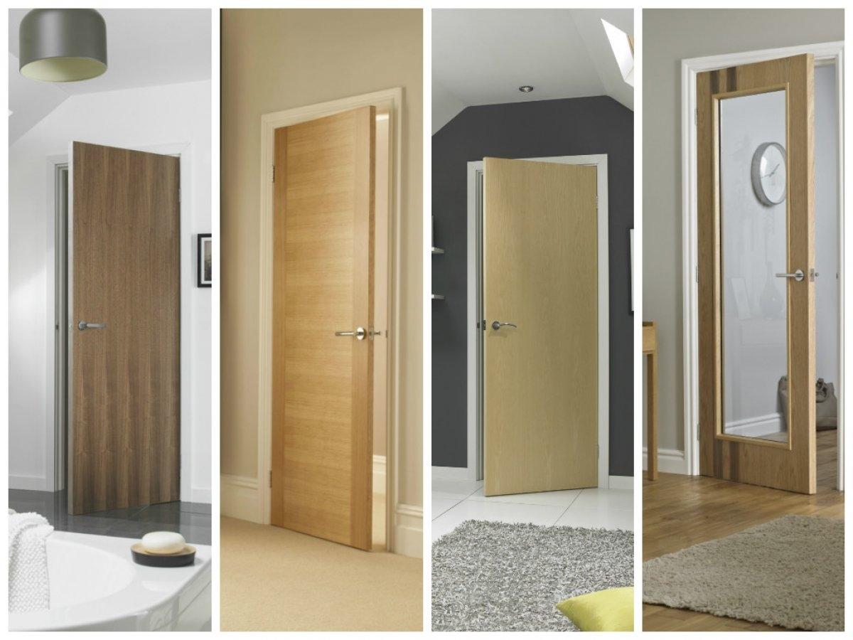 Межкомнатные двери какой материал лучше