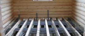 Деревянный дом: Инженерные системы
