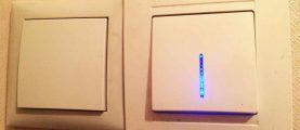 Как правильно установить проходной выключатель?