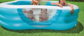 Как выбрать бассейн для дачи: изучаем и сравниваем