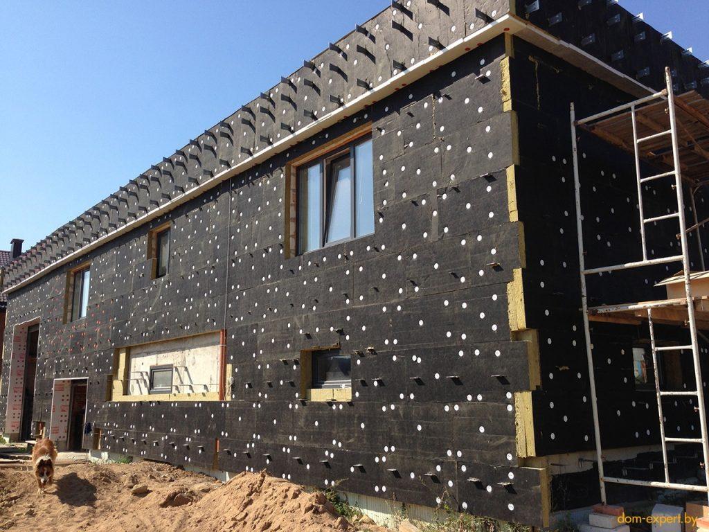 Утепление дома. Вся правда о вентилируемых фасадах на примере фиброцементных панелей