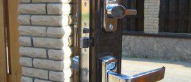 Как установить откатные ворота?