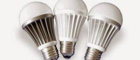 Сколько сэкономят светодиодные лампы?