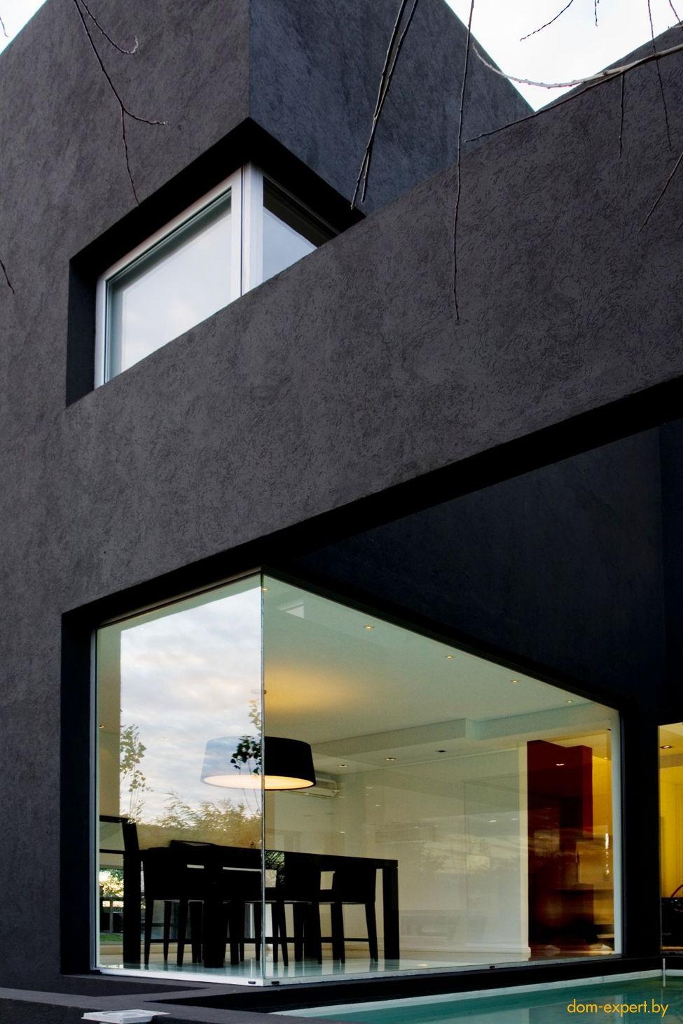 личная современные фактурные фасадные материалы внешнего осмотра