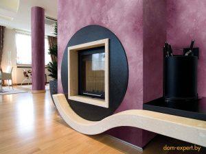 Oikos: почувствуйте преимущества декоративных красок и штукатурок из Италии