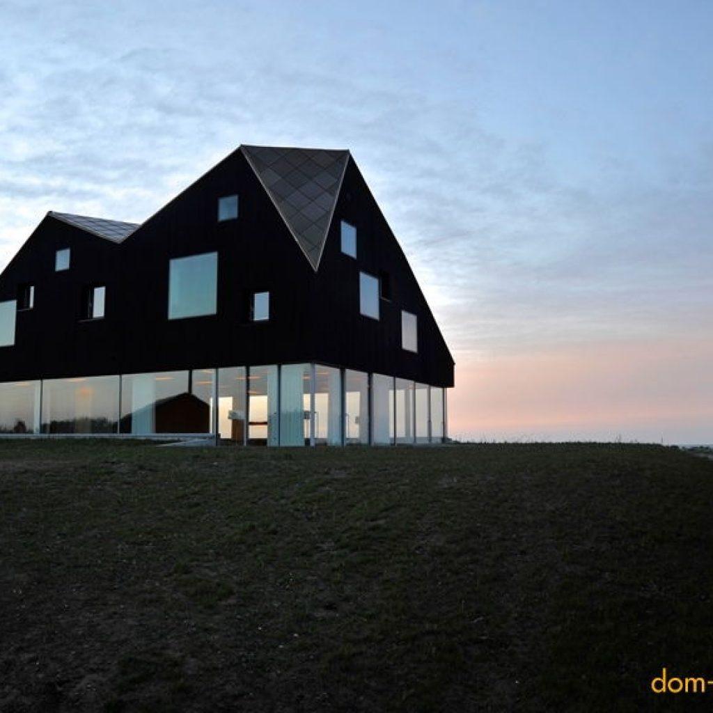 Обзор необычных домов расположенных в беларуси