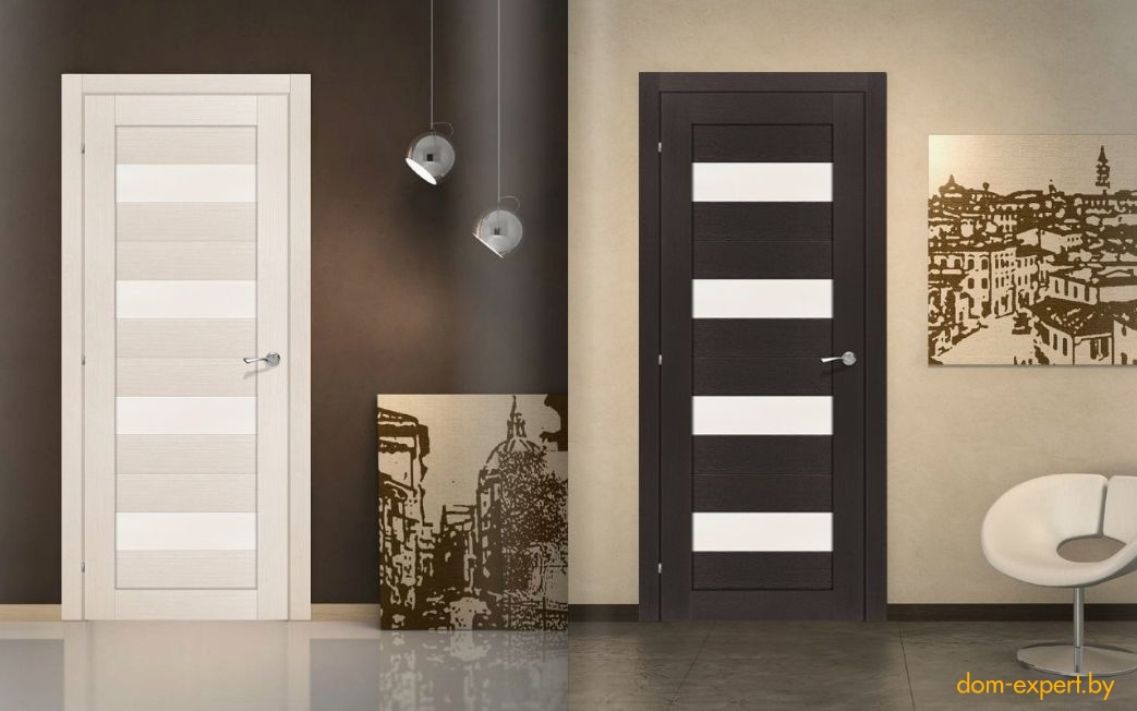 Расценки на двери из экошпона- 2017. Сравниваем стоимость двух популярных моделей с установкой
