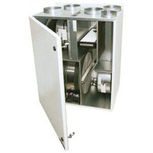 Экономия на вентиляции: установки с теплоутилизатором (рекуператором)