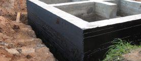 Каким материалом выполнить гидроизоляцию фундамента (эконом-вариант)?