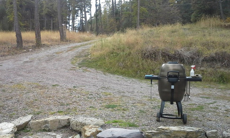Broil King Keg 5000: гриль который умеет удивлять