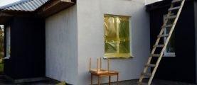 Методом проб и ошибок: утепление и отделка фасада