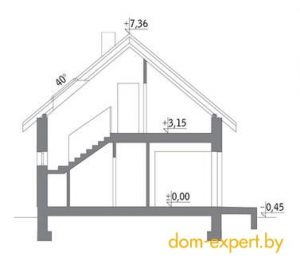 Нужна полная смета для крыши для дома 134,96 м2