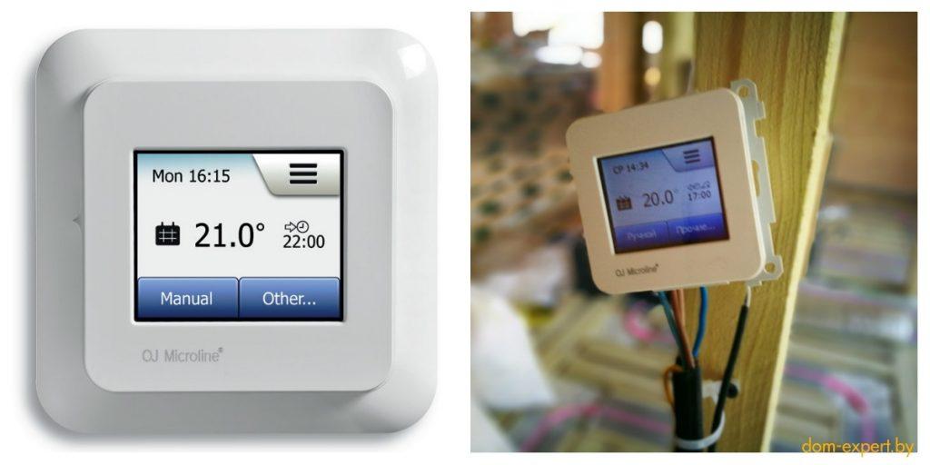 Новое слово в отоплении: теплые электро-водяные полы. Преимущества и недостатки