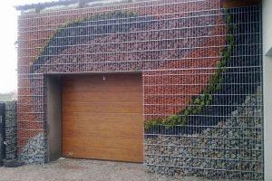 Что такое габионный забор?
