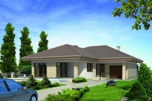 Проект дома Neptun 5