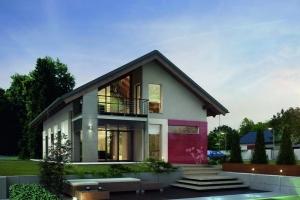 Проект дома Onyks