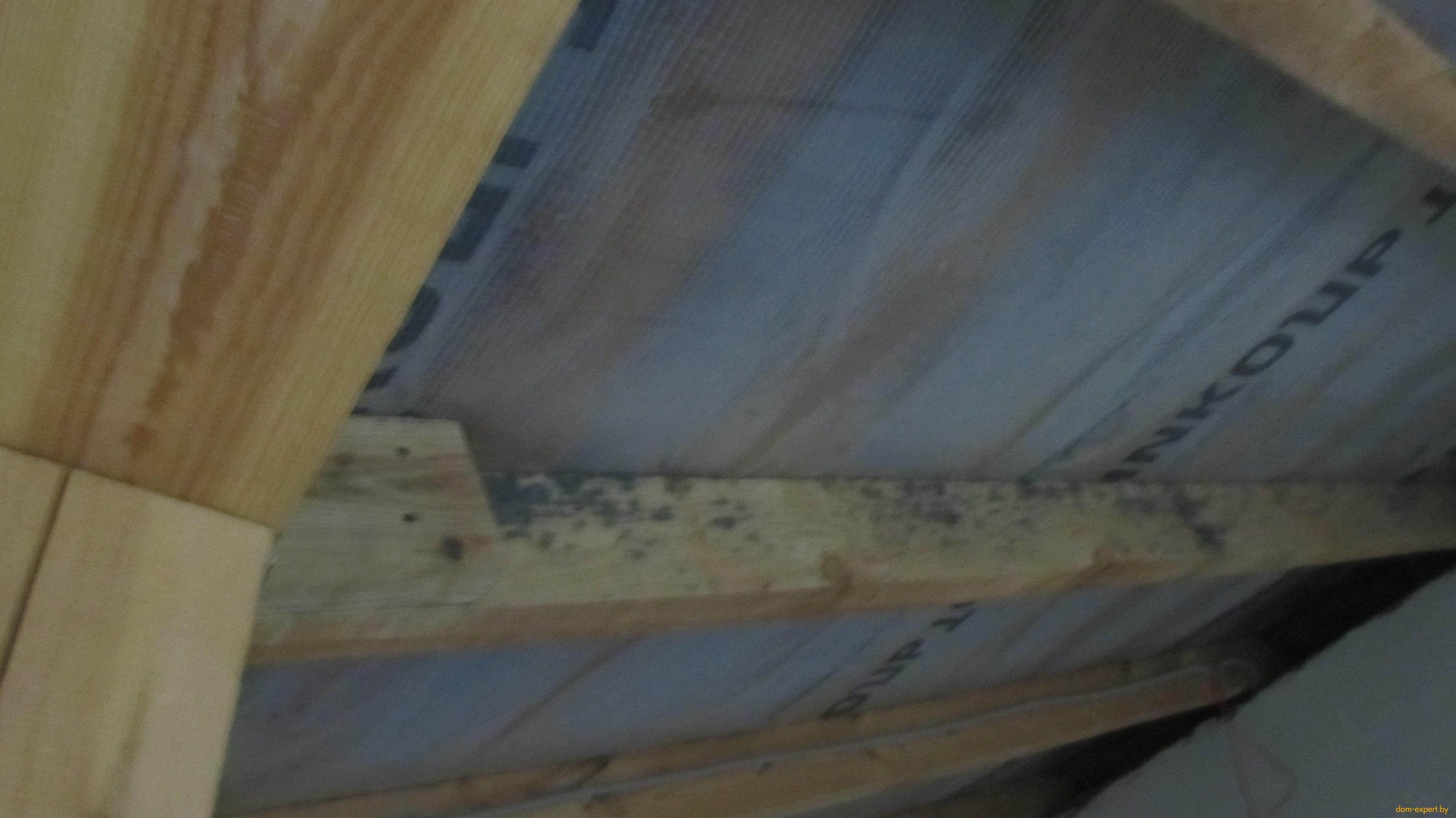 Правильное утепление крыши. Часть 1: Холодный чердак
