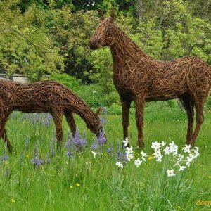 Садовая скульптура в ландшафтном дизайне