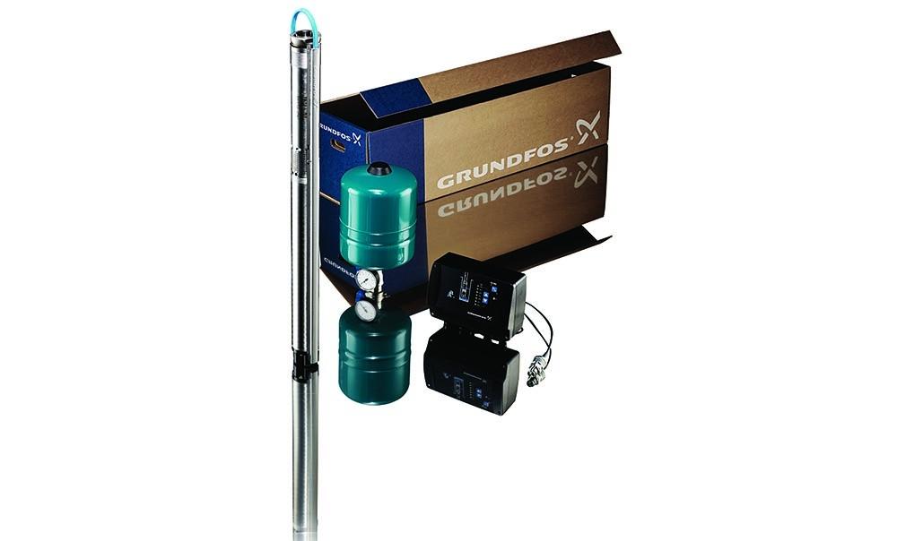 Оборудование для водоснабжения частного дома