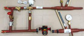Важный узел: как заставить вентиляцию и отопление работать совместно?
