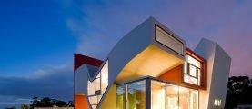 Гости из будущего. Топ-5 невероятных домов в стиле футуризм