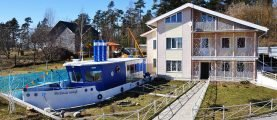 Почти LEGO. Трехэтажный дом в 360 кв.м. за… 35 000$. Личный опыт