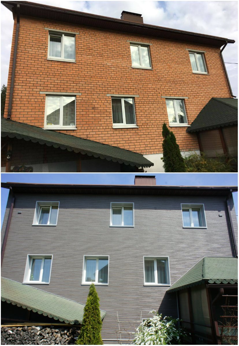 Реновация в деле. Как японскими материалами преобразить старый белорусский дом