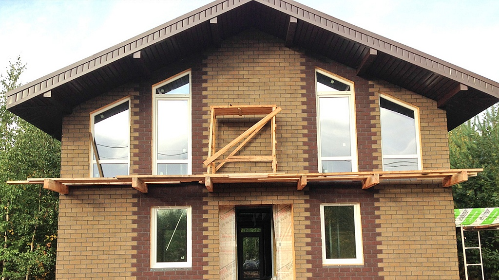 Наилучший материал для отделки фасада дома