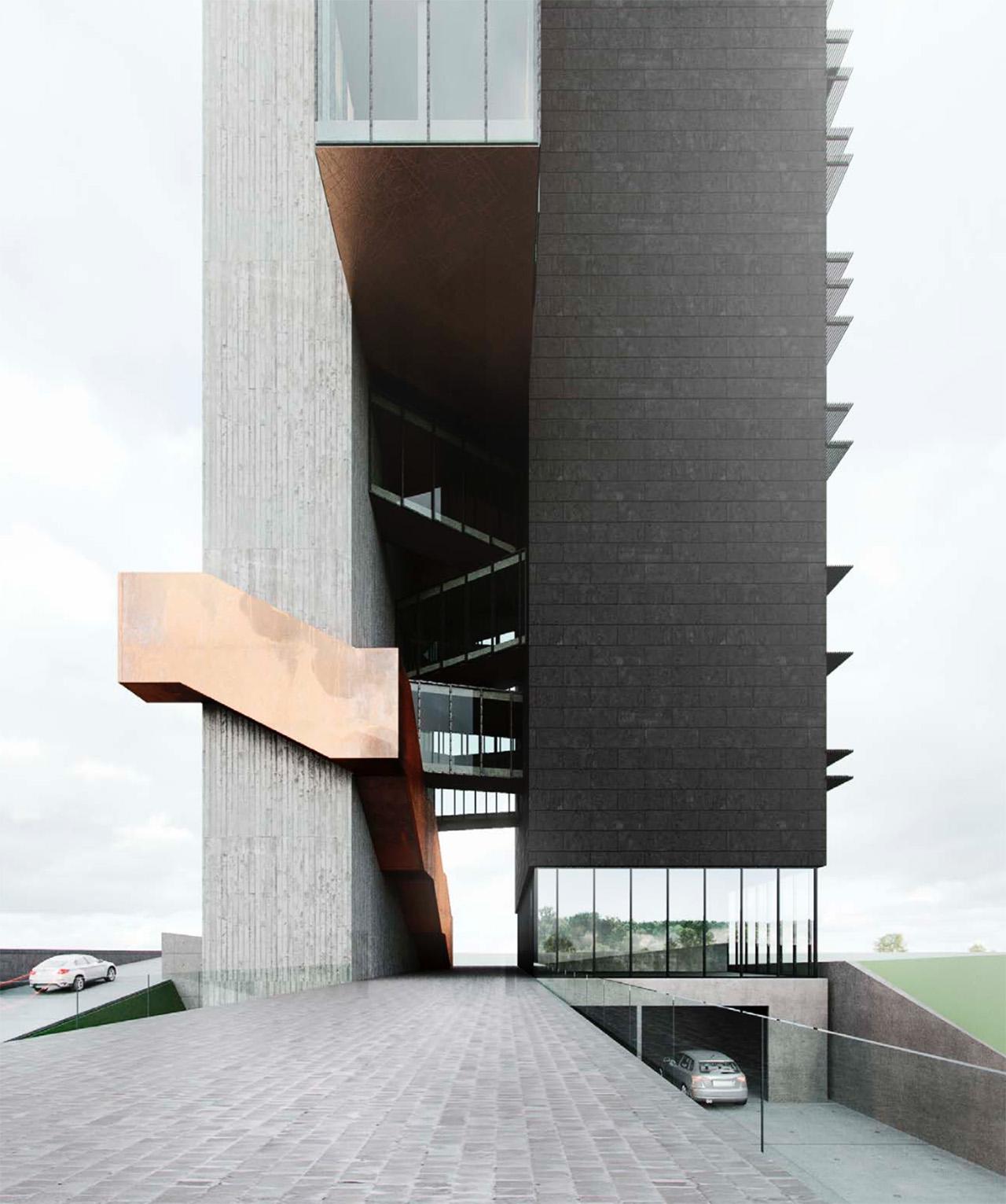 архитектура, бюро 35